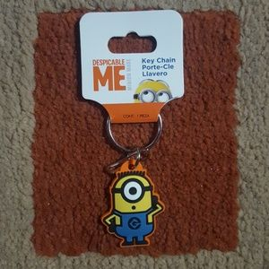 *NWT* Despicable me key chain